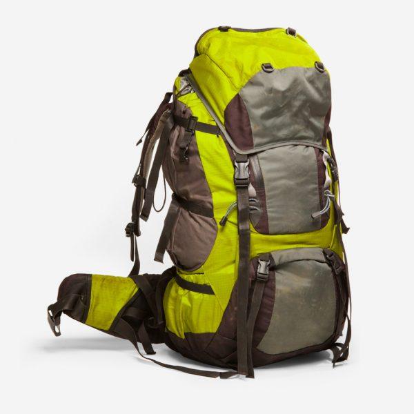 Military Camping Bag
