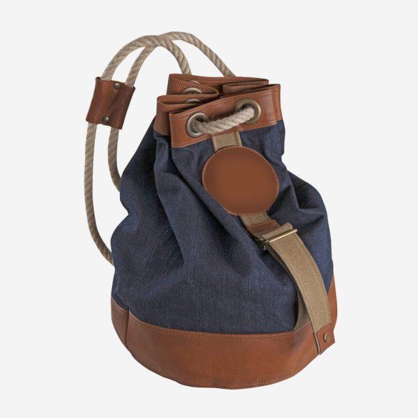 Brown Waterproof Bag