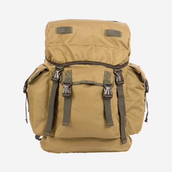 Backpack with Military Color