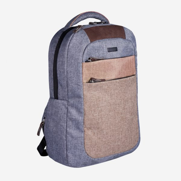 Thick Canvas Backpack Rucksack