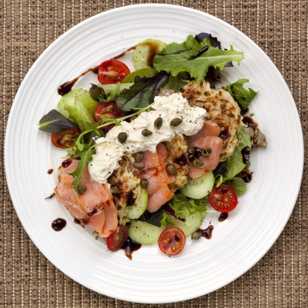 Fillet Fish Salad